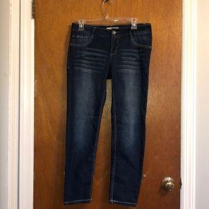 NWOT!Paris Blues Skinny/Stretchy Jeans! Size 11!😍